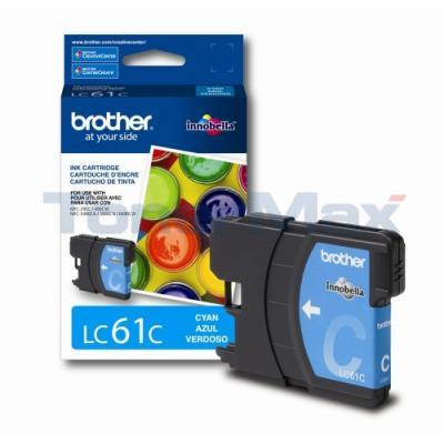 BROTHER DCP165C INK CARTRIDGE CYAN
